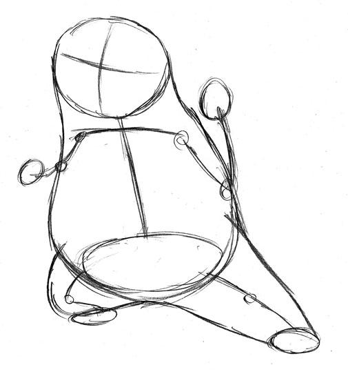 Vamos Desenhar O Kung Fu Panda!