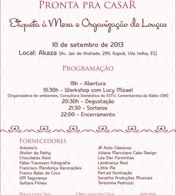 PRONTA_PRA_CASAR_PALESTRA_LUCY_MIZAEL