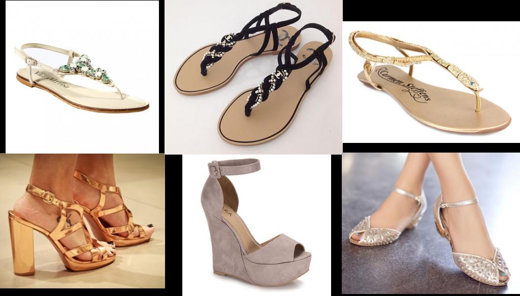 Bolsa E Sapatos Para Casamento : Casamentos durante o dia que usar toda bonita