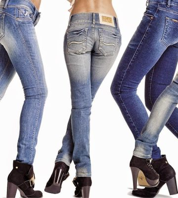 Jeans - Uma forma de expressão