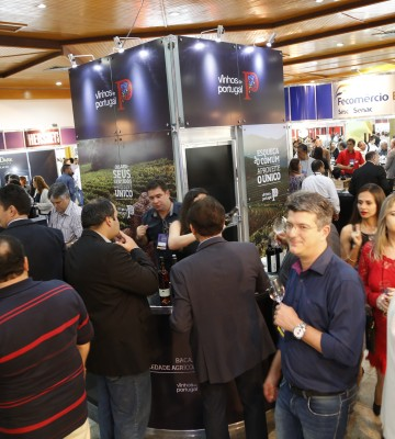 Expovinhos 2015 - Estande ViniPortugal