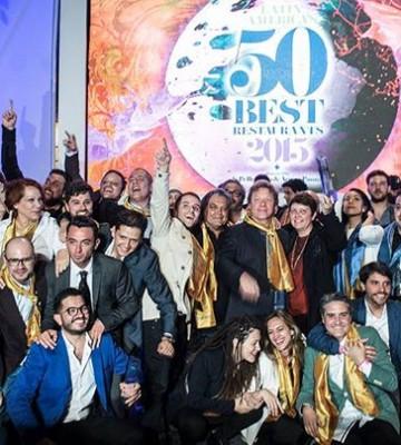 Latin America 50 Best 2015