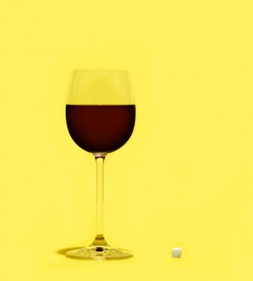 Red Wine and Sugar