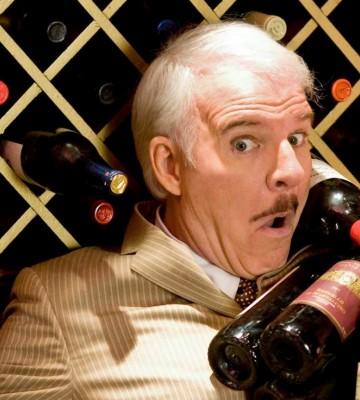 Steve Martin Wine