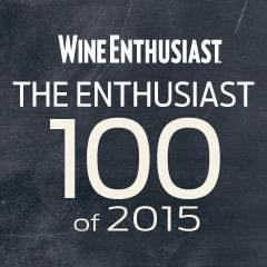 Top 100 Wine Enthusiast 2015