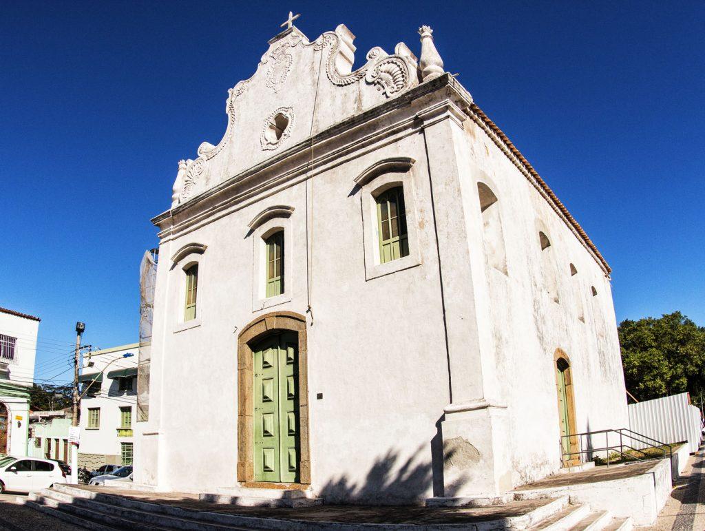 Igreja do Rosário. Foto: Wilton Prata / Estúdio Gazeta