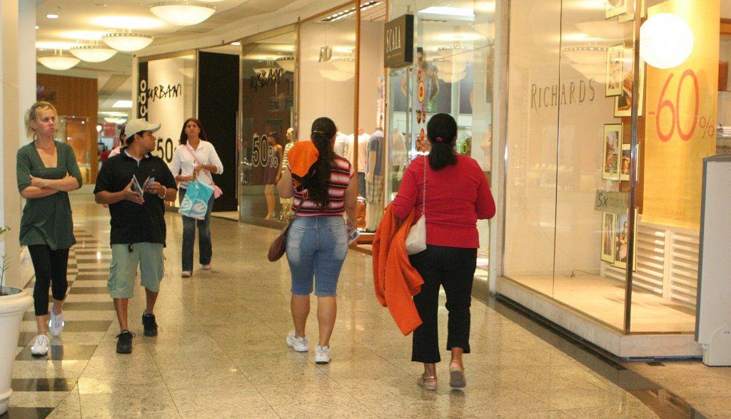 Shoppings em Vila Velha. Foto: Arquivo AG