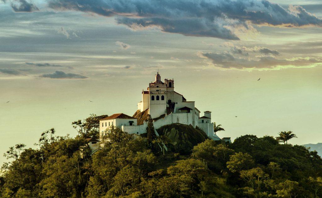 Convento da Penha. Foto: Wilton Prata / Estúdio Gazeta