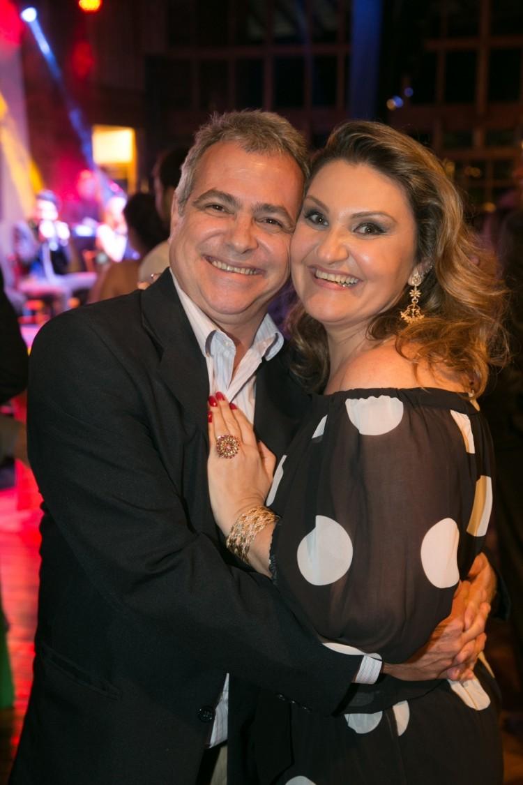 Fred e Marcela Pagani